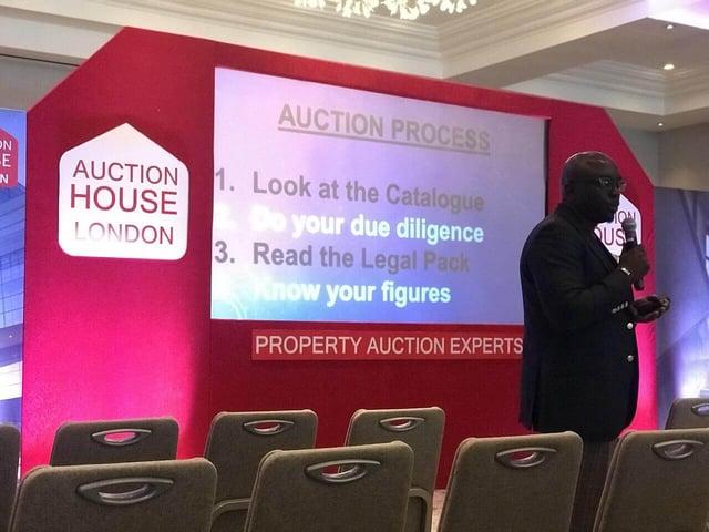 Richard Obahor – Property Developer and Investor