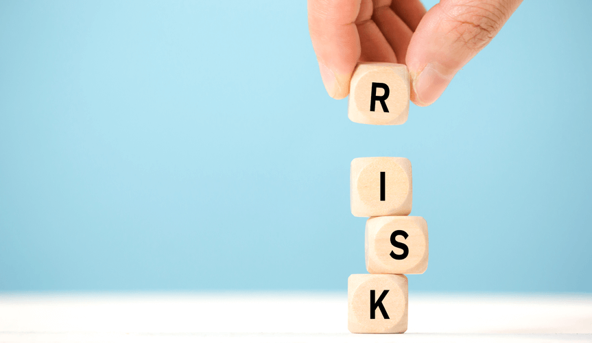 risk blocks - bridging loan risks and consequent interest rates