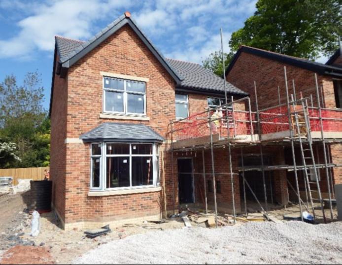 £5m development finance for large development